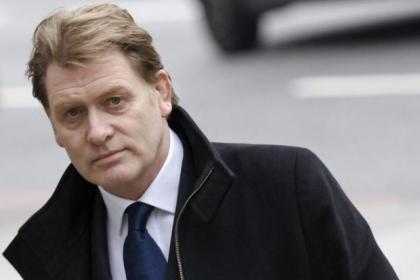 Eric Joyce is considering his political future after the fine