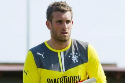 Cammy Bell has his eyes on a treble for Rangers