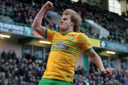Pukki missed several chances when he came off the bench against St Mirren on Saturday