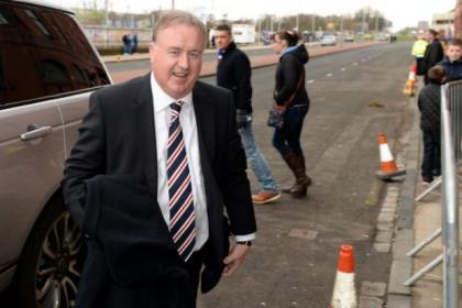 David Somers has warned Rangers fans over the club's future
