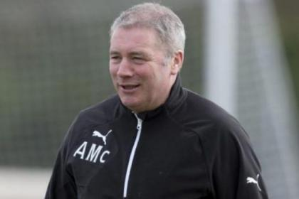 McCoist has refused to take sides in the dispute