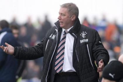 Ally McCoist is wary of Raith threat