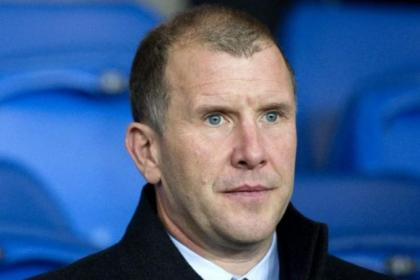 Stewart Regan defended playing semi-final at Ibrox