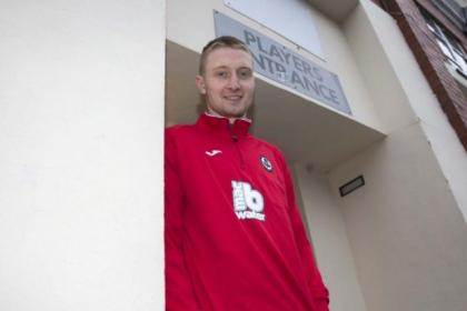 Partick Thistle forward Chris Erskine is eager to end his second spell at the club on a high after joining the Firhill team on loan from fellow Premiership side Dundee United to aid them in their fight against the drop in their first season back in the top flight