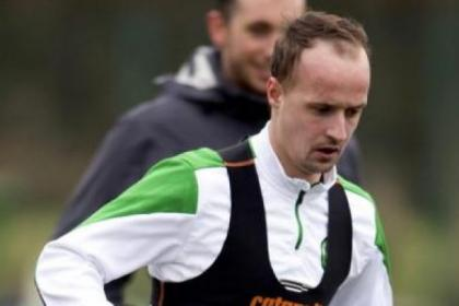 Leigh Griffiths has been told to make headlines on the pitch