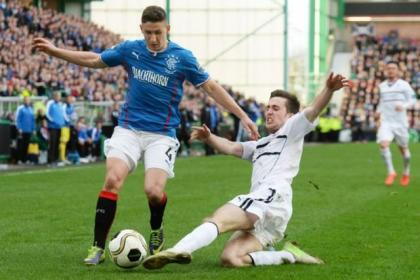 Fraser Aird played wide role for Rangers