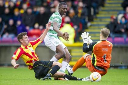 Amido Balde's three goals include a winner against Partick Thistle in October but he has found it tough to earn a starting slot