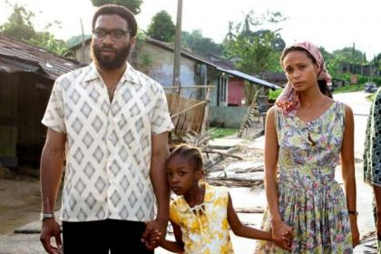 Half A Yellow Moon stars Chiwetel Ejiofor and Thandie Newton as a couple cauight up in the Nigerian-Biafran war