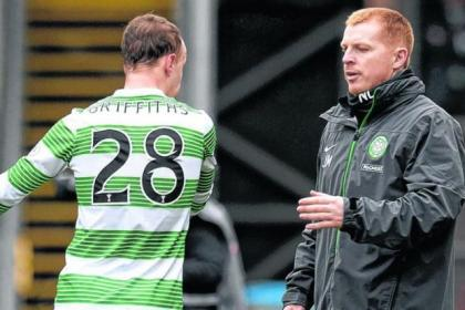Neil Lennon has been forced into a tricky situation due to the conduct of his transfer-window signing Leigh Griffths