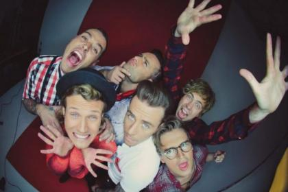 McBusted, the combination of McFly and Busted, play four nights at the SSE Hydro