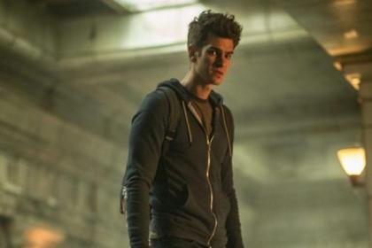 Andrew Garfield returns as Peter Parker, alias Spider-Man