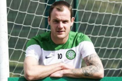 Anthony Stokes is relishing striking challenge