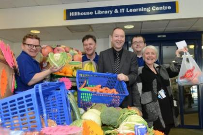 Food co-ops are now being set up in South lanarkshire