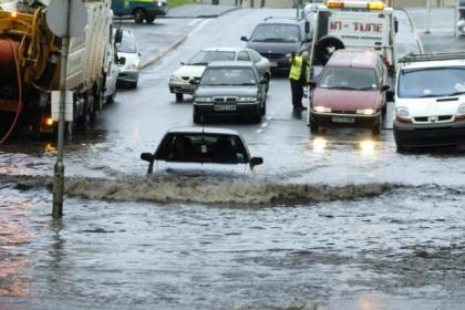 The conference is to look at ways of preventing floods and power cuts