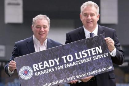Ally McCoist may have to let players go before he can bring in anybody after the results of Graham Wallace's 120-day review are revealed