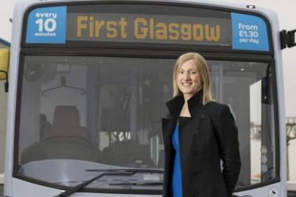 First Glasgow is axing a number of bus journeys in the city