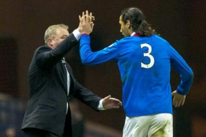 Ally McCoist paid tribute to match-winner Bilel Mohsni