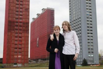 Steven Browning wants to save the Red Road flats