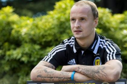 Strachan will judge Leigh Griffiths on his form for Celtic