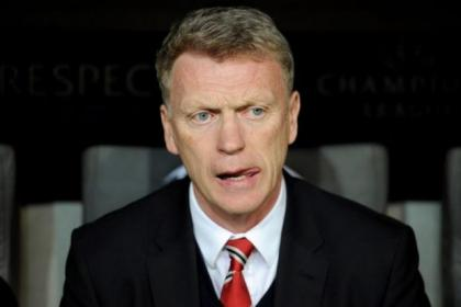 David Moyes was at Old Trafford for only nine months