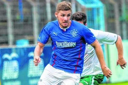 Kyle Hutton has endured a frustrating season but is hopeful he can secure a new deal at Ibrox