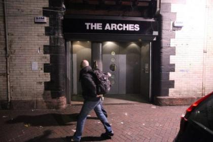 The Arches' nightclub is hiring emergency medics for events