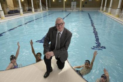 North Woodside Pool has reopened after two years of repairs
