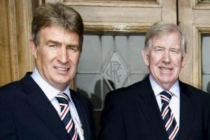 John Greig was Sandy Jardine's skipper when Gers won the Cup-Winners' Cup almost 42 years ago