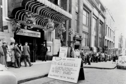 The Cosmo cinema on Rose Street