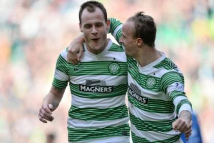 Kris Commons expects Anthony Stokes and Leigh Griffiths to be right among the goals again next season