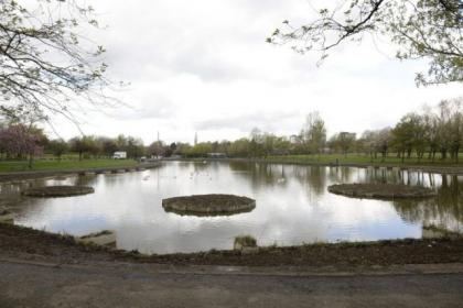 Glasgow's green spaces cover an area almost 75 times the size of Hampden Park