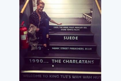 Katherine Jenkins Instagram