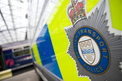 British Transport Police released the statement
