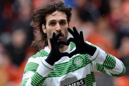 Georgios Samaras has fond memories of his six successful years at Celtic