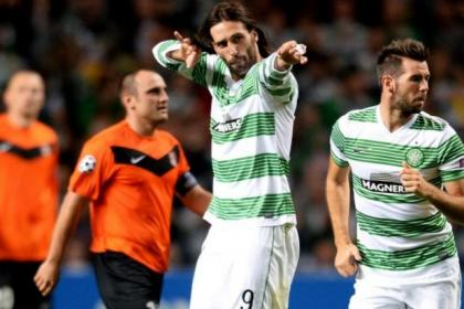 The Champions League stage saw Georgios Samaras fire some crucial goals for Celtic
