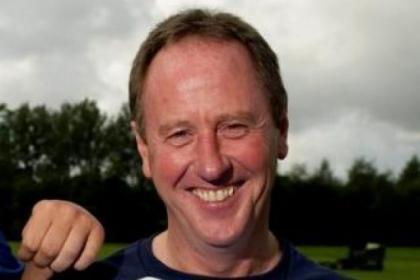 Murray Park Academy Director Jimmy Sinclair