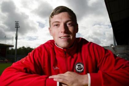 Gary Fraser has had an eventful season with Partick Thistle, but he is fully focused on helping Alan Archibald's side retain their Premiership place