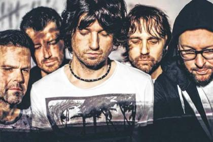 Embrace will play material from their first album in eight years at the O2 Academy next Friday