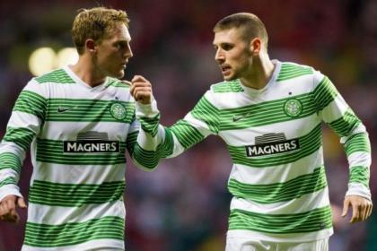Kris Commons, left, has stepped up to fill the goalscoring boots of Hooper who moved to Norwich last year