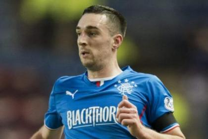 Wallace earned a Scotland call on the back of his showings for Rangers