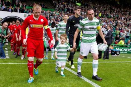 Celtic fan Oscar Knox lost his battle against cancer