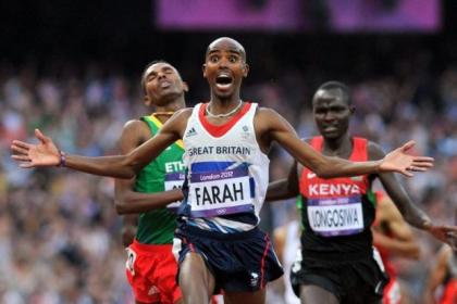 Mo Farah has confirmed he will compete in Glasgow