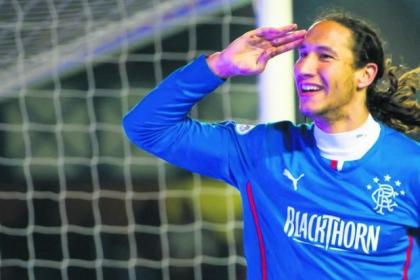 Mohsni has struck up a bond with Lee McCulloch