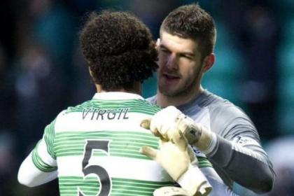 Virgil van Dijk and Fraser Forster are two of Celtic's hottest talents