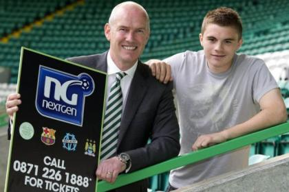 Chris McCart has watched James Forrest flourish