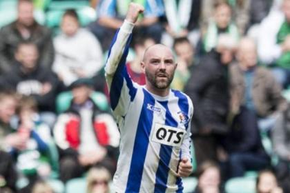 Kris Boyd's goals kept Killie out of play-off