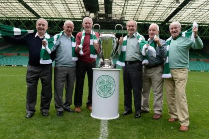 The Lisbon Lions will be heading back to Portugal for Saturday's Champions League final