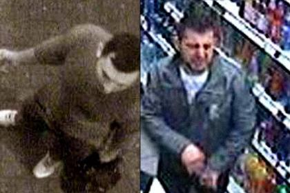 Police want to speak to two men captured on CCTV