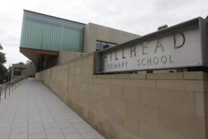 The number of pupils at Hillhead Primary could be cut