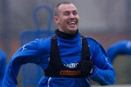 Kenny Miller signed earlier this week for Rangers